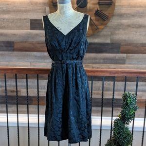 White House | Black Market Belted Dress